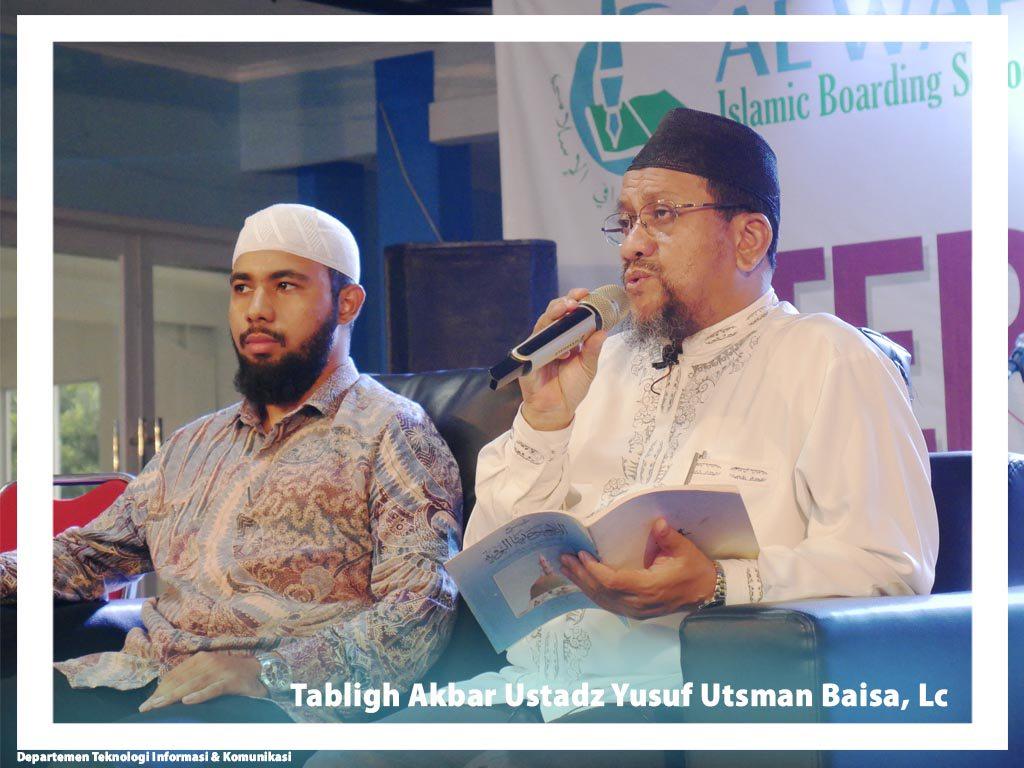 Tabligh Akbar Ustadz Yusuf